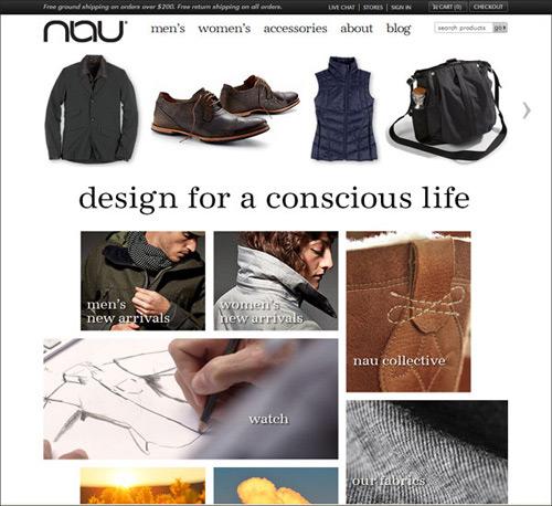 Thiết kế website bán hàng chuyên nghiệp - 6 Website bán hàng chuyên nghiệp