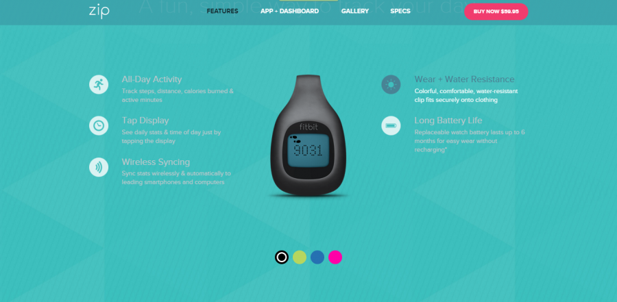 5 ý tưởng thiết kế giao diện trang sản phẩm của website bán hàng