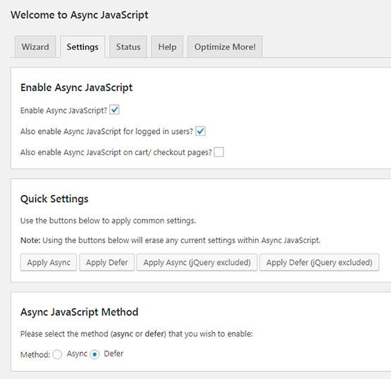 Tối ưu hiệu năng website bằng cách giảm bớt CSS và Javascript