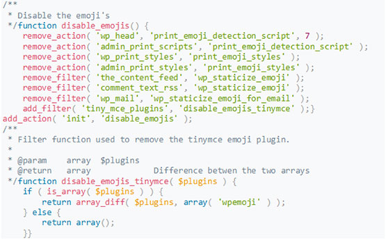 Ví dụ dọn dẹp request HTTP thứ hai