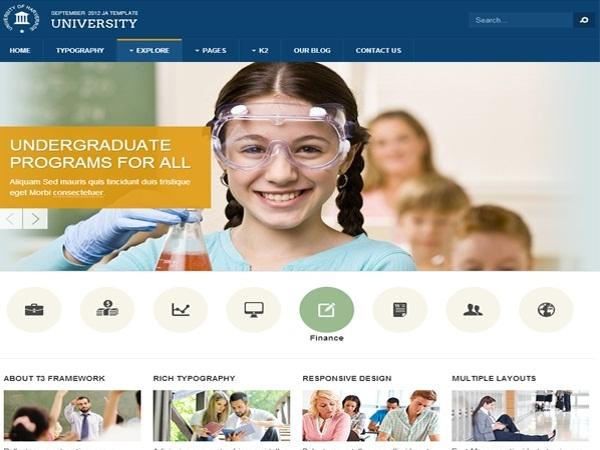 Thiết kế website giáo dục chuyên nghiệp chất lượng cao