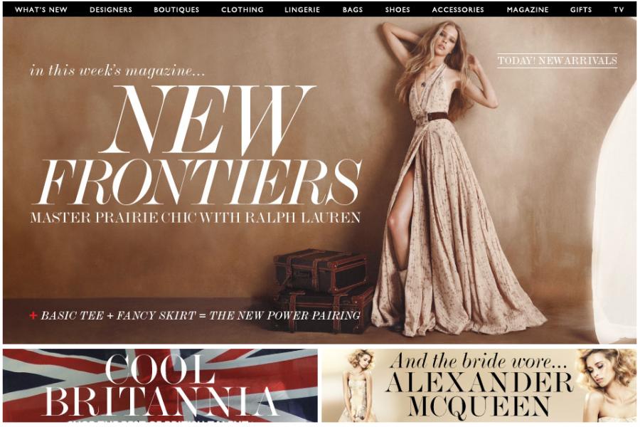 Thiết kế website thời trang chuyên nghiệp tăng doanh số nhanh chóng