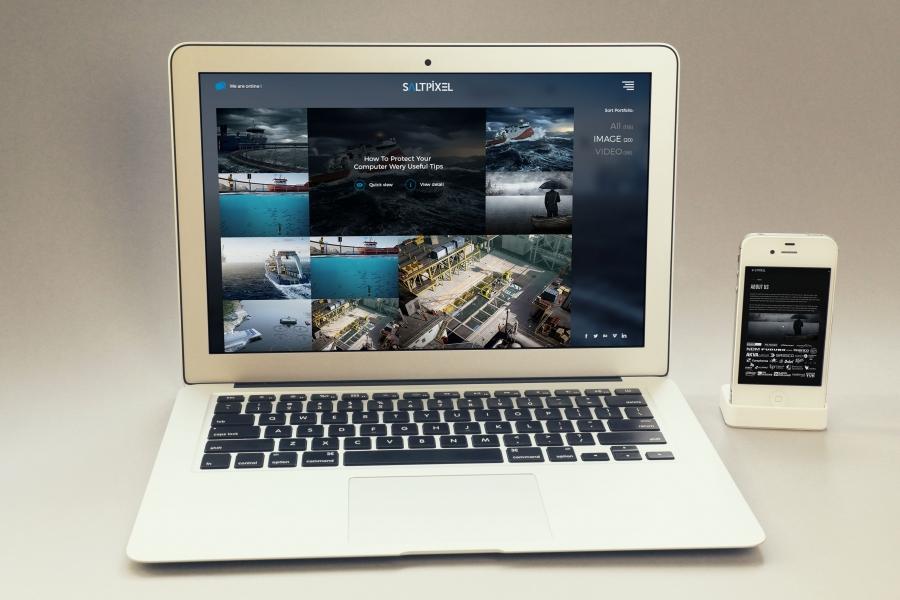 Xu hướng thiết kế website dạng kể chuyện