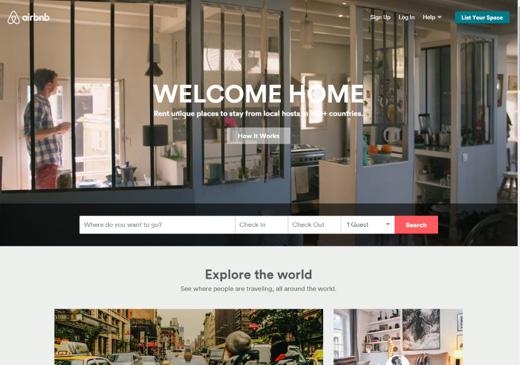 Xu hướng thiết kế web dạng kể chuyện